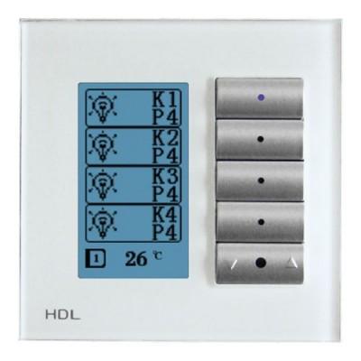 صفحه کلید هوشمند LCD