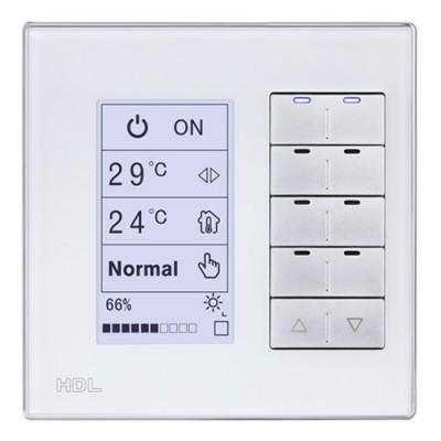 صفحه کلید هوشمند LCD دار مربعی