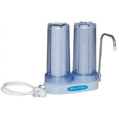 تصفیه آب خانگی دو مرحله ای