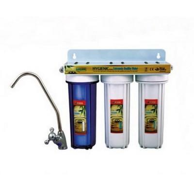 تصفیه آب خانگی سه مرحله ای