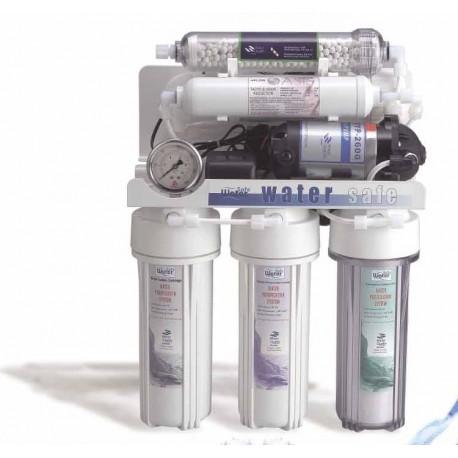 دستگاه خانگی ششمرحله ای یو وی دار