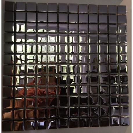 کاشی شیشه ای آینه ای مدل سیلوراستار