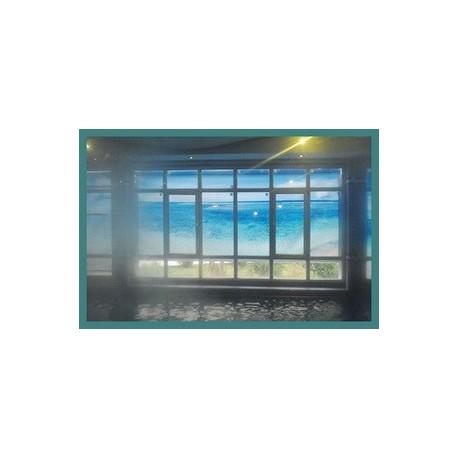 کرکره پنجره اتوماتیک استخر