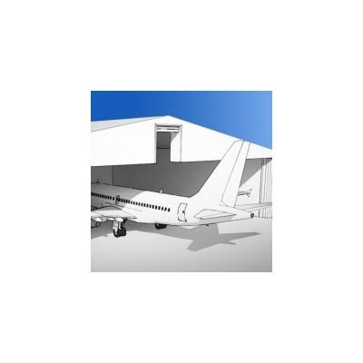درب آشیانه هواپیما