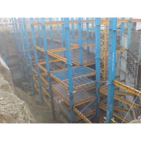 پروژه اسکلت فلزی خلیج فارس 1