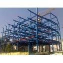 پروژه اسکلت فلزی خلیج فارس 2