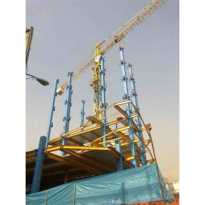 پروژه اسکلت فولادی کامرانیه