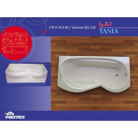 وان جکوزی مدل تانیا