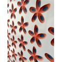 دیوارپوش 3دی - طرح FLOWER