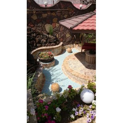 احداث باغ ویلا