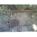 محوطه سازی حیاط و ساخت الاچیق