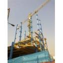پروژه اسکلت فولادی اندرزگو