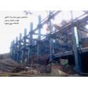 پروژه اسکلت فولادی ساختمان دیوان محاسبات کشور