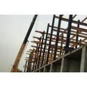 پروژه اسکلت فولادی کاظمین