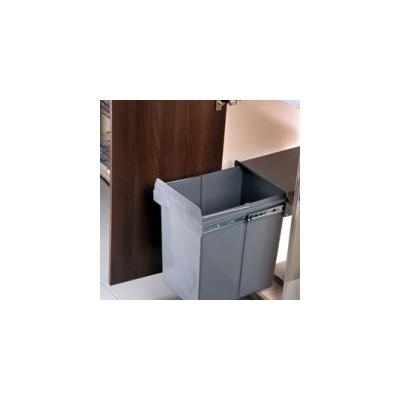 سطل زباله تک مخزنه ریلی