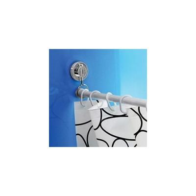 پایه پرده حمام آسان نصب