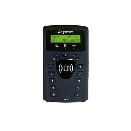دستگاه کنترل تردد کارت و رمز PP-3702
