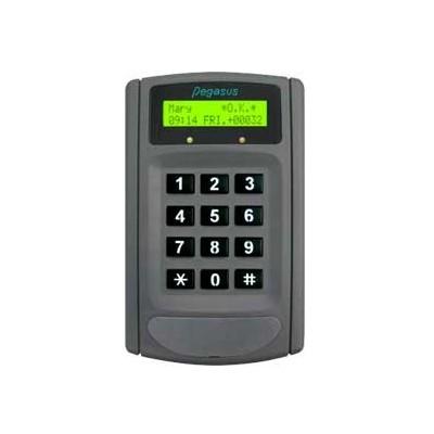 دستگاه کنترل تردد کارت و رمز PP-6750V