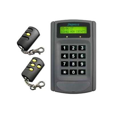 دستگاه کنترل تردد کارت، رمز، ریموت PR-6750V