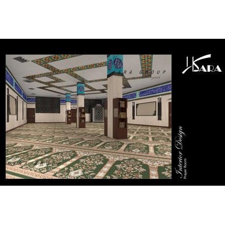 طراحی نمازخانه