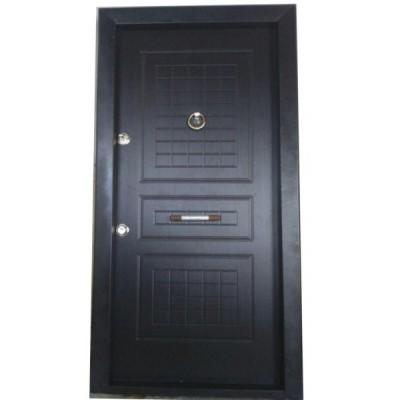 درب ضد سرقت روکش PVC کد: 3019