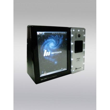 NAC-5000 دستگاه حضور غیاب و کنترل تردد تشخیص چهره نیتجن | Nitgen مدل