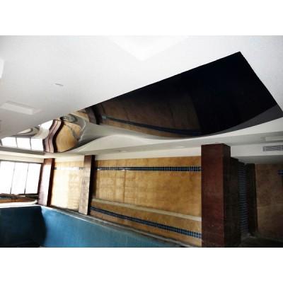 سقف کشسان اکستنزو پروژه استخر جمشیدیه