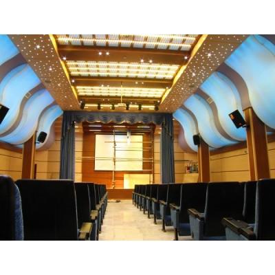 سقف کشسان اکستنزو پروژه آمفی تئاتر بانک تجارت