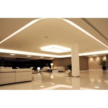 سقف کشسان اکستنزو پروژه بانک ملت مرکزی