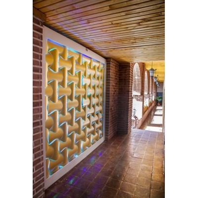دیوارپوش سه بعدی اسپیلاین