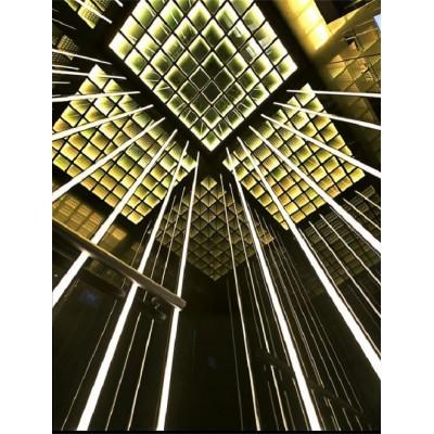 آینه بی نهایت سقفی