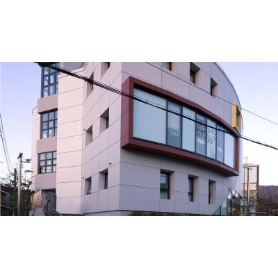 نمای خارجی ساختمان مرکز مراقبت کودکان