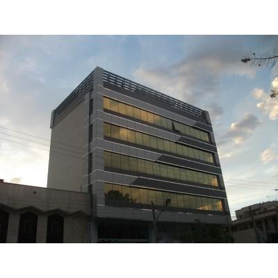 اجرای نمای مرکز کامپیوتر ساوه
