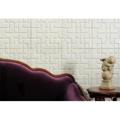 دیوار پوش چرمی سه بعدی مدل Forbidden City