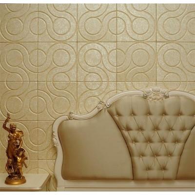 دیوار پوش چرمی سه بعدی مدل Piccaso Dream