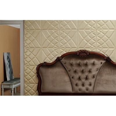دیوار پوش چرمی سه بعدی مدلLily Valley