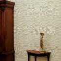 دیوار پوش چرمی سه بعدی مدل Mermaid