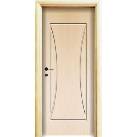 درب داخلی mdf pvc مدل پرستو