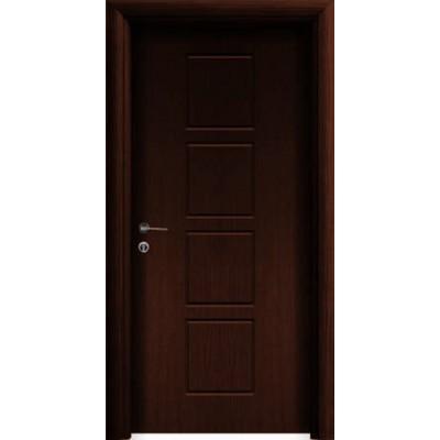 درب داخلی mdf pvc مدل آجری