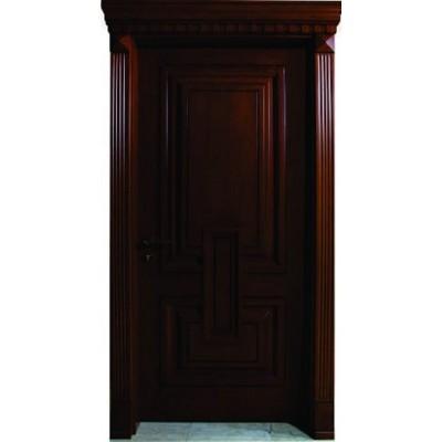 درب داخلی تمام چوب کد w34