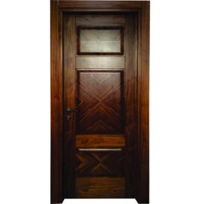 درب داخلی تمام چوب کد w36
