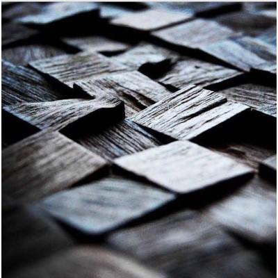 دیوارپوش چوبی