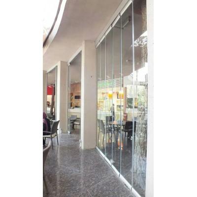 سیستم شیشه بالكن