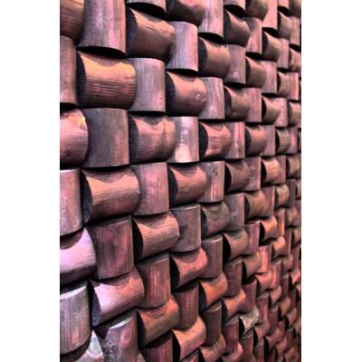 دیوارپوش چوبی مدرن
