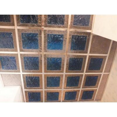 پلکسی سقفی دورنگ کد2