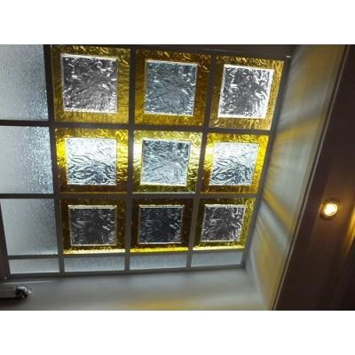 پلکسی سقفی دورنگ کد4-(1)