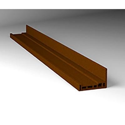 چوب پلاست پروفیل L2