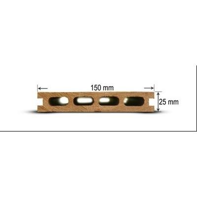 پروفیل چوب پلاست ST