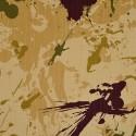 کاغذ دیواری روستر LB605341
