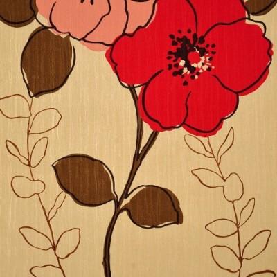 کاغذ دیواری روستر LB605357